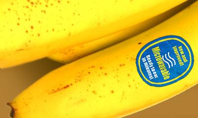 microwave banana